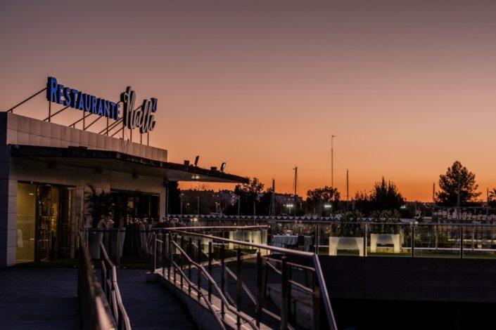 Terraza para eventos en Sevilla