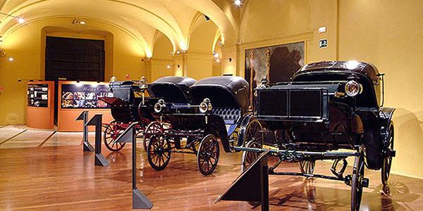 Eventos en Museo de Carruajes de Sevilla